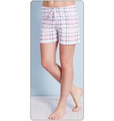 Dámske šortky Magdalena s klasickým pásom