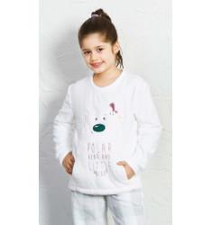 Detské pyžamo dlhé Polar bear