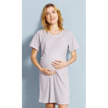 Dámska nočná košeľa materská Ema