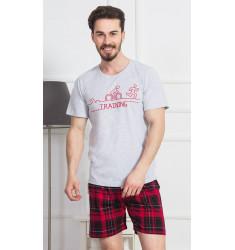 Pánske pyžamo šortky Traininig