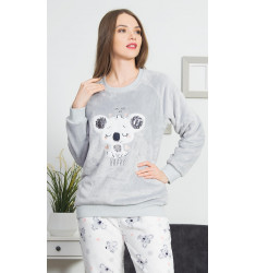 Dámske pyžamo dlhé Koala Happy