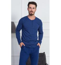 Pánske pyžamo dlhé Bohdan