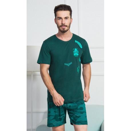 Pánske pyžamo šortky Air force