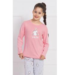 Detské pyžamo dlhé Jednorožci