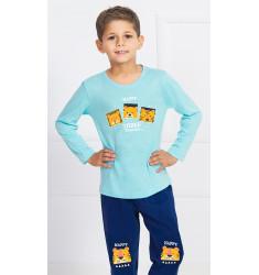 Detské pyžamo dlhé Kamaráti