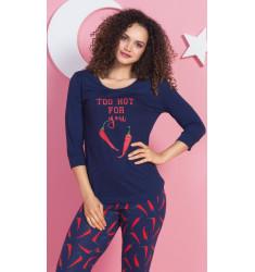 Dámske pyžamo dlhé Chilli