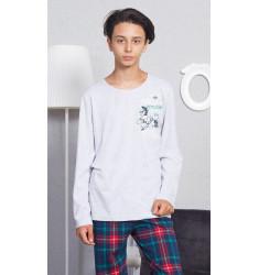 Detské pyžamo dlhé Tomáš