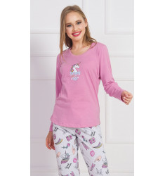 Dámske pyžamo dlhé Dreams