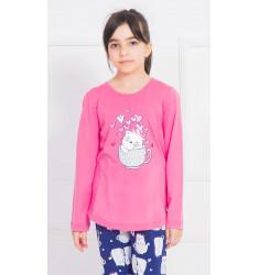 Detské pyžamo dlhé Cute Cats