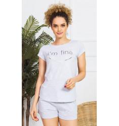 Dámske pyžamo šortky I´m fine