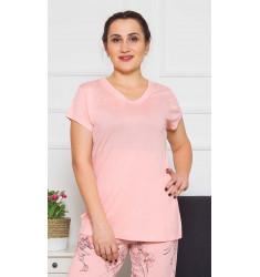 Dámske pyžamo kapri Adele