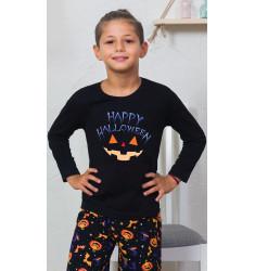 Detské pyžamo dlhé Halloween