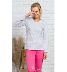 Dámske pyžamo dlhé Lilien