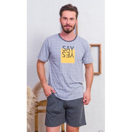 Pánské pyžamo šortky Say