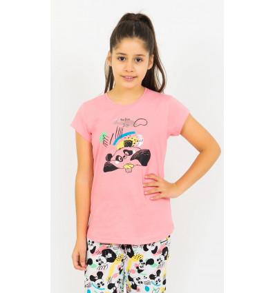 Detské pyžamo kapri Panda a muffin