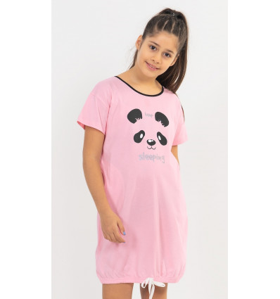 Detská nočná košeľa s krátkym rukávem Keep Sleeping