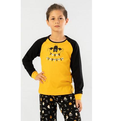Detské pyžamo dlhé Netopier
