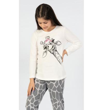 Detské pyžamo dlhé Veľká žirafa