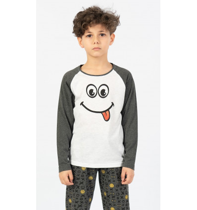 Detské pyžamo dlhé Jakub