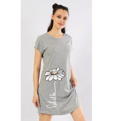 Dámska nočná košeľa s krátkym rukávom Molly