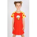 Detská nočná košeľa s krátkym rukávom Malé kurča