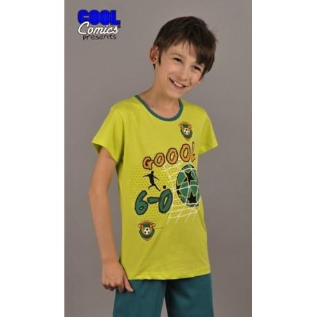 Detské pyžamo bermudy Gól